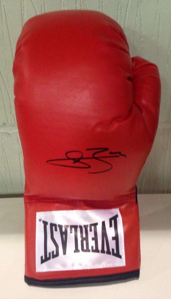 Conor Benn Hand Signed Boxing Glove RARE COA