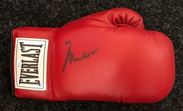 Muhammad Ali Signed Boxing Glove The Greatest Legend RARE COA Online Authentics