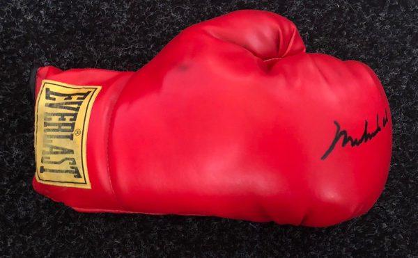 Muhammad Ali Signed Boxing Glove The Greatest Legend RARE COA PROOF AFTAL