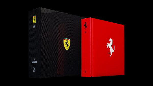 SIGNED The Official Ferarri Opus Enzo Edition RARE SOLD OUT AFTAL